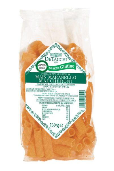 Maccheroni di Mais Maranello senza Glutine