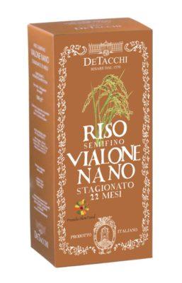 Riso Vialone Nano PRESIDIO SLOW FOOD Stagionato 22 mesi 1 kg
